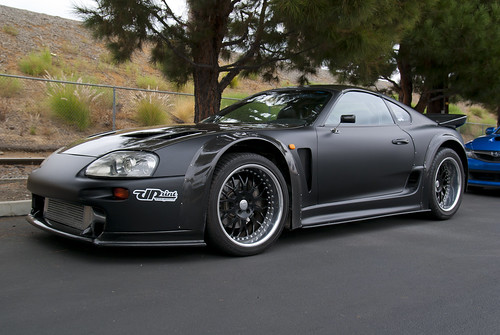 Toyota Supra Matte Black >> matte black toyota supra | Chicago Criminal and Civil Defense