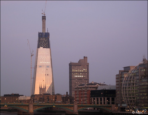 Uk - London - Shard