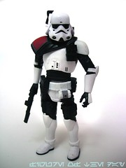 Imperial Navy Commando Officer