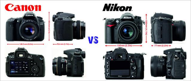 canon eos 60d vs nikon d7000 comparativa - Reviews - Taringa!