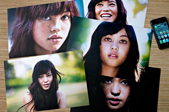 The prints for Stranger #7