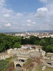 Kalemegdan 126 (jecadim) Tags: sky clouds landscape view citadel serbia walls belgrade fortress beograd srbija nebo kalemegdan oblaci tvrdjava zidine arethesebuildings