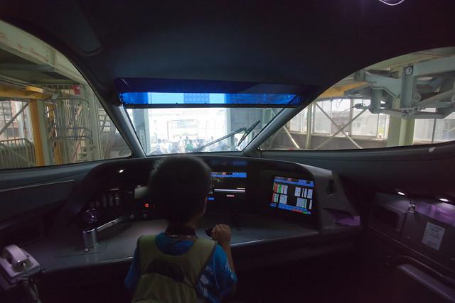 運転台見学 - 新幹線なるほど発見デー2011
