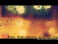 Rain, Rain (VinothChandar) Tags: glass rain weather drops colorful mercury vibrant madras rainy chennai tamilnadu badweather