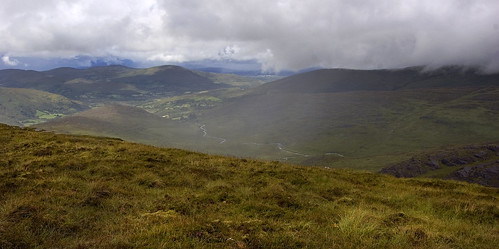 View from Knockboy