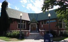 Decker Branch Carnegie Library (Denver, Colorado) (courthouselover) Tags: colorado libraries denver co decker ushighway287 denvercounty carnegielibraries denvermetropolitanarea