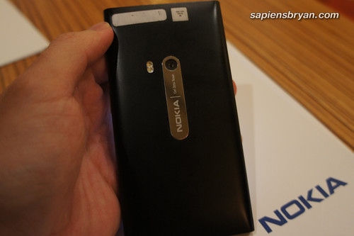 Rear Camera Of Nokia N9