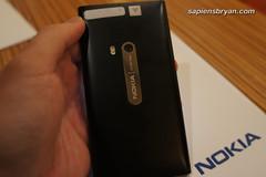 Rear Camera Of Nokia N9