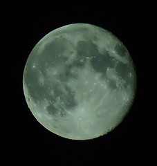 Full Moon (Shannon Sorg) Tags: moon montana space fullmoon craters phase lunar grainmoon
