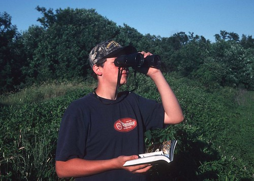 Invasive species can spread easily by hitching a ride on birdwatchers' gear, and are unintentionally transported to new locations.
