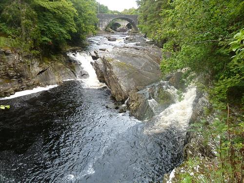 Falls at Invermoriston