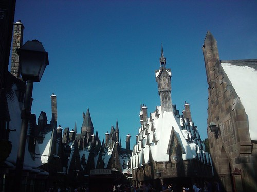 Harry Potter at IOA