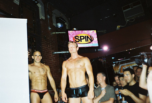 Austin Wilde & James Huntsman at Spin