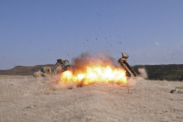 Live Fire Exercise © ROH 2011