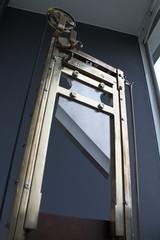 Das Fallbeil von Billstedt (Der Vollstrecker) Tags: beheading execution guillotine decapitation  todesstrafe fallbeil enthauptung  exekution gilotina    richtblock fallschwertmaschine fallschwert giljotina richtbeil
