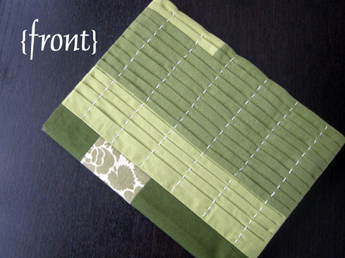 Pleated journal