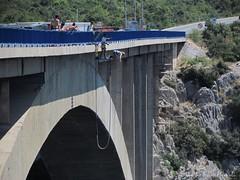 Sibenik Bridge - Bunjee jumping, photo 5