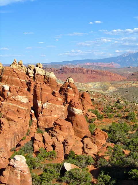 Fiery Furnace, Arches National Park, Utah