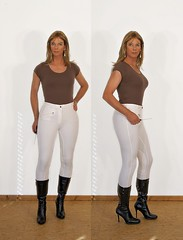 Some more Jodhpurs (Gabriela Winter) Tags: riding heels jodhpurs