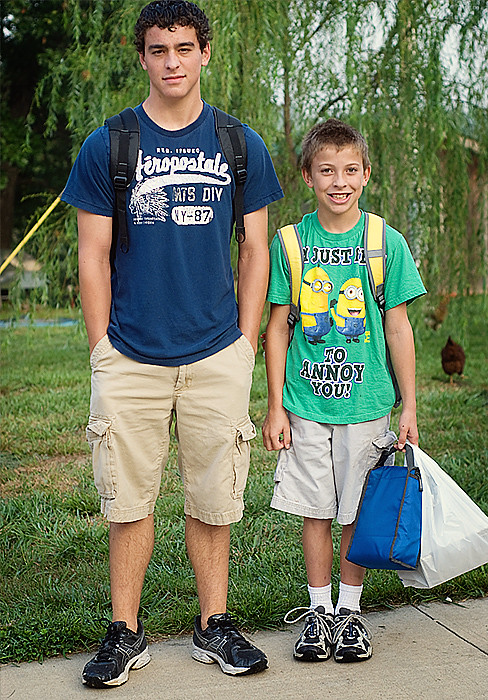 first day of school 2011   3