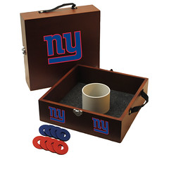 New York Giants Washers Toss Game