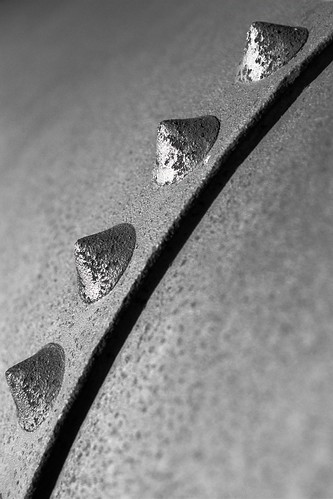 Boiler Rivets by dcclark