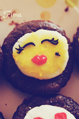 :* (Fim  Senior 2012 !) Tags: red black cute cup cake berry