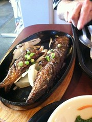 Mackerel Korean Style
