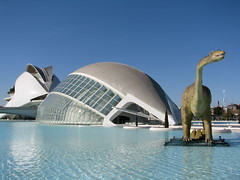Valencia - Ciudad de las Artes y de las Ciencias - Espaa (Been Around) Tags: espaa cinema valencia march spain europa europe niceshot travellers eu espana calatrava cac mrz imax santiagocalatrava spanien spania valncia 2011 lhemisfric ciudaddelasartesydelasciencias cityofartsandsciences imaxcinema 5photosaday ciutatdelesartsidelescincies palaudelesartsreinasofia thisphotorocks worldtrekker thehemispheric bauimage coccordians