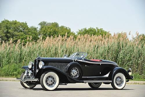 1932 Auburn12-160 Speedster - sold for