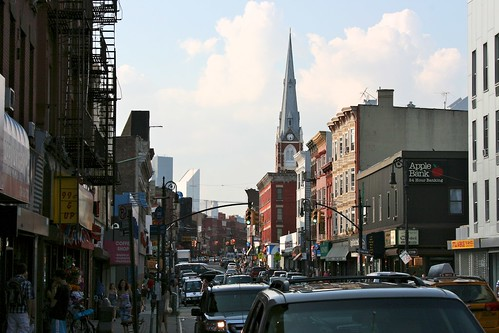 Manhattan Ave., Greenpoint, Brooklyn