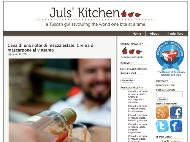 Made by girls: Juls' Kitchen