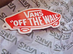 Vans Off The Wall, it's life! (gaaabs :3) Tags: life its wall off vans