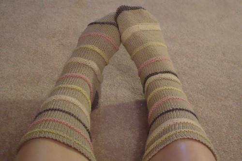 slinky socks