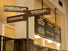 Information Guide (Indanzio) Tags: museum mandiri