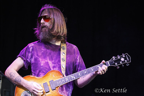 6069291174 11110a725a Chris Robinson Brotherhood   08 19 11   DTE Energy Music Theatre, Clarkston, MI