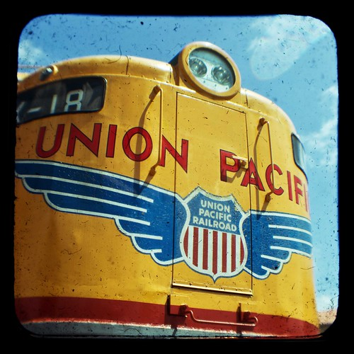 Be Specific, Ship Union Pacific by William 74