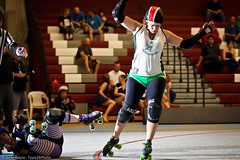 20110820.DYDD_1165 (Axle Adams) Tags: sports rollerderby rollergirls skaters derby skates dydd dockyardderbydames
