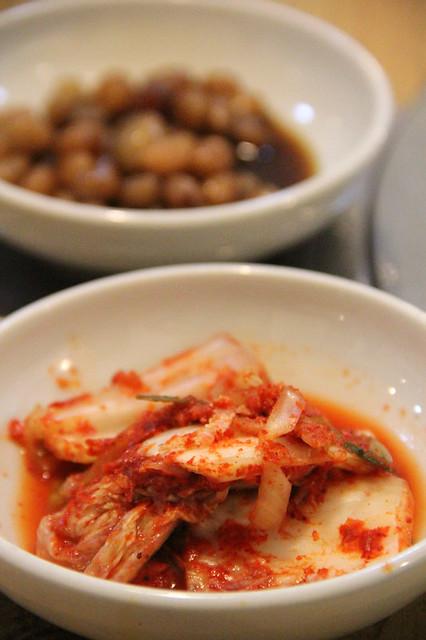 Kimchi in Bangkok