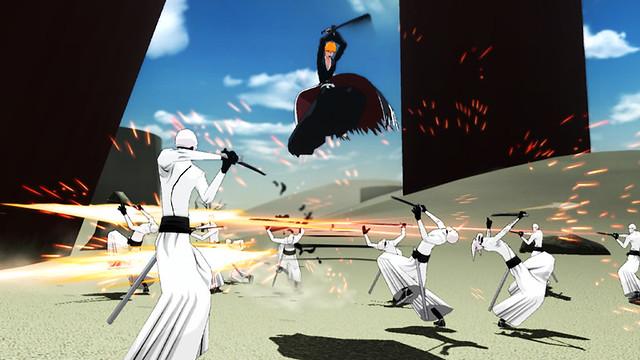 Bleach: Soul Resurrección - Ichigo