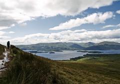 Conic Hill (Jack Bloom) Tags: scotland highlands olympus zuiko lochlomond schottland westhighlandway e510 whw conichill 1260mm jackbloom