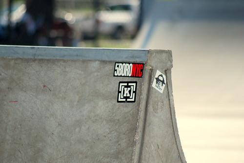 Skateboard Park - Ramp