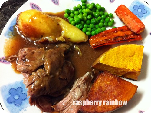 Best ever roast lamb