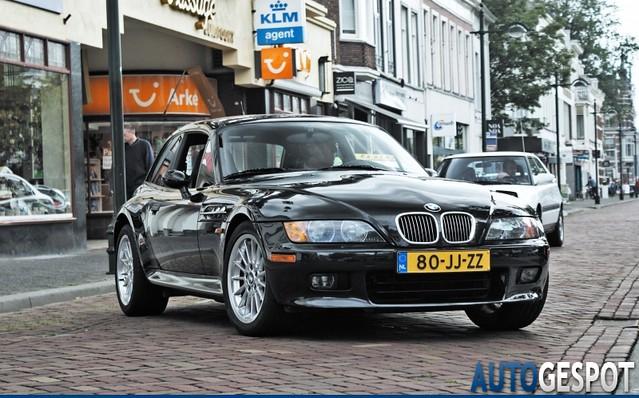 S54B32 M Coupe | Black Sapphire | Gray/Black | Z3 Front Bumper