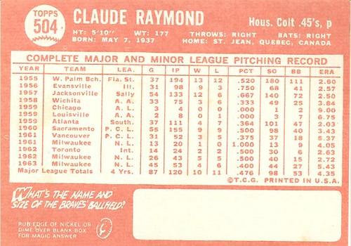 CRaymond1964endos 001