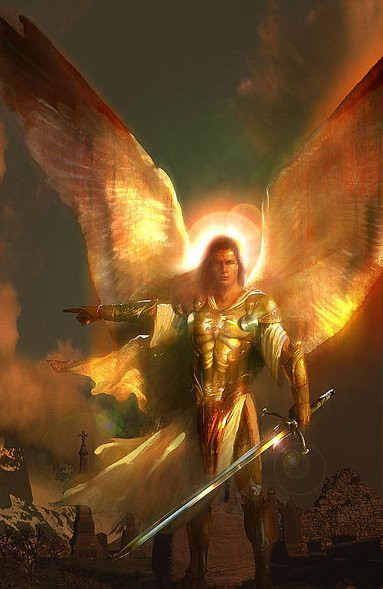 ملاك الرب