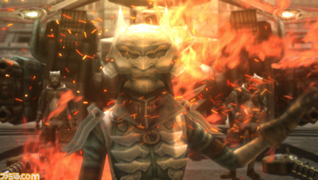 Final Fantasy Type-0 - Qun'mi