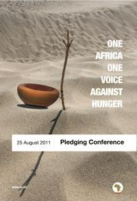 One Africa – One Voice Against Hunger