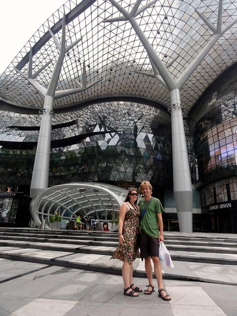 Winkelen Singapore