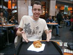 Enfin un bon pain au chocolat ! :D